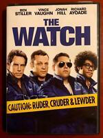 The Watch (DVD, 2012) - G0105