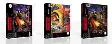 The King of Dragons SNES Remplacement Rechange Game Case + Housse art (NO GAME)