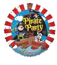 """Pirate Party 18"""" Balloon Birthday Party Decorations"""