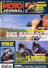 MOTO JOURNAL 1480 HARLEY DAVIDSON FXDX 1700 Big Bore Stroker TRIUMPH 955 Daytona