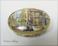 Halcyon Days Porgy & Bess Limited Edition Musical Trinket Box 47 / 750