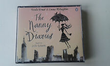 the NANNY DIARIES : BY NICOLA KRAUS & EMMA MCLAUGHLIN READ BY JULIA ROBERTS 4CDS
