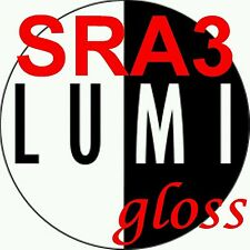 170 gsm SRA3 LUMI GLOSS 2 SIDED PRINTER PAPER x 250s - LASER - DIGITAL - LITHO