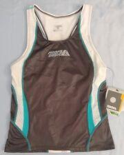 Profile Design Women Triathlon Tank Size Small Elite Collection Anthracite Nwt