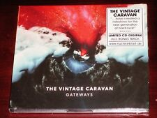The Vintage Caravan: Gateways - Limited Edition CD 2018 Bonus Track Digipak NEW