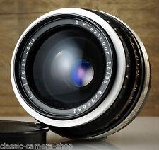 M42 wide angle lens CARL ZEISS JENA FLEKTOGON 2.8/35 * RARE VERSION * 35mm f/2.8
