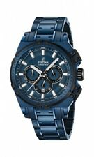 Festina Herrenuhr Uhr Bike Chrono 2016 Special Edition Blau F16973/1