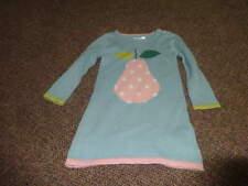 MINI BABY BODEN 18-24 STRAWBERRY SWEATER STYLE DRESS