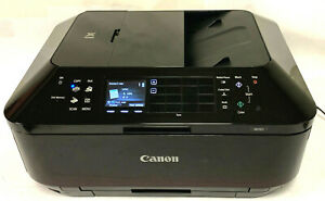 Canon PIXMA MX922 Wireless Printer/Scanner/Copier/Fax - Low Page Count - NEW INK