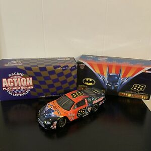 Dale Jarrett 1998 Ford Taurus Batman Quality Care Action 1:24 NASCAR Diecast