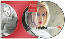 Christina Aguilera - Picture Disc LP, (brand new), Genie in the bootle