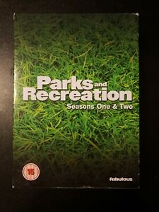 Parks And Recreation - Series 1-2 - Complete *VGC* ¥FREE POST¥