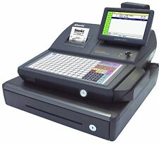 Sam4s sps-530 2in1 Cash Register and Touch Screen (FLAT TASTIERA VERSIONE)