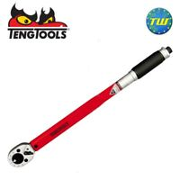 Teng 1292AG-E4 Torque Wrench 70-350Nm 50-250 Ft. lb 1/2in Drive Ratchet Angular