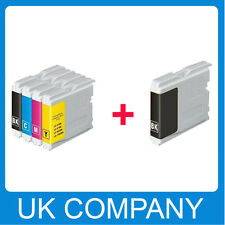 5 Ink Cartridge Replace for LC970 LC1000 DCP-560CN 770CW MFC-680CN printer
