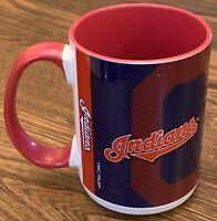 Cleveland Indians 16oz Mug Post Wahoo Pre Name Ban