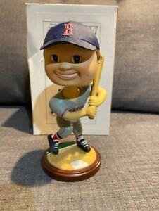 Boston Red Sox Bobbin Head Figurine By Memory Company with Original Box