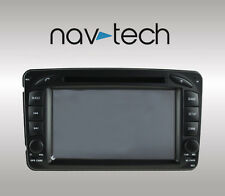 Für Mercedes Navi C-Klasse S203 CLK W209 A209 Viano Vito W639 CL W203 GPS Radio
