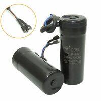 CD60 Motor Start Capacitor 47UF 64UF 75UF 80UF 88-108UF for 50/60Hz AC Motors BM