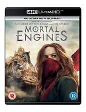 Mortal Engines (4K Ultra HD + Blu-ray) [UHD]