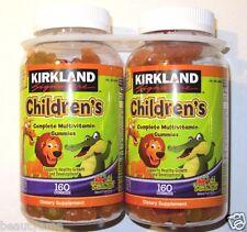 Kirkland Singature Children's Complete Multivitamin 320 Gummies