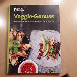 WW Weight Watchers Kochbuch Veggie Genuss, vegetarische und vegane Gerichte, neu
