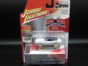 2020 JOHNNY JL WHITE LIGHTNING 1967 PONTIAC FIREBIRD PRO STORAGE TIN RELEASE 2A