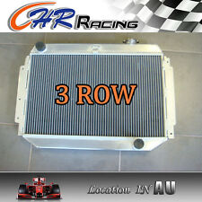 Aluminum Radiator for HOLDEN Kingswood HG HT HK HQ HJ HX HZ V8 Chev engine MT
