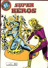 SUPER HEROS. N°7. AREDIT. 1980.