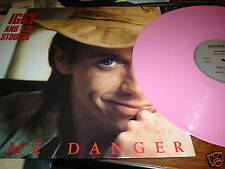 THE STOOGES LP RECORD PINK VINYL PUNK IGGY POP MC5