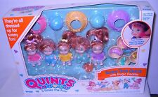 #4419 NRFB Vintage Tyco Quints - Sunny Time Quints Dolls with Freckles