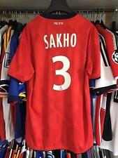 Maillot Shirt Camiseta Maglia Sakho 3 PSG 2010/2011 T.L