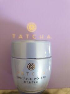 TATCHA The Rice Polish Gentle - rice polish powder 10g, new, uk seller, genuine