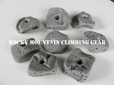 10 Large Kids Bolt On Rock Climbing Holds With Hardware