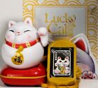 $1 LUCKY CAT 2018 1oz SILVER PROOF JAPANESE GOOD LUCK COIN ラッキーな猫