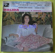 Disques vinyles Dalida 25 cm