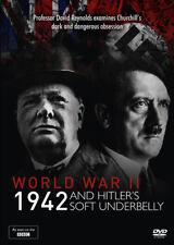 World War II: 1942 and Hitler's Soft Underbelly DVD (2016) David Reynolds