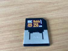 256MB MMC MEMORY CARD FOR DIGITAL CAMERA MOBILE PHONE
