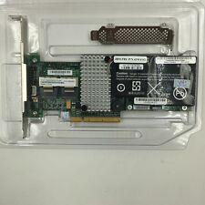 IBM M5015/LSI 9260-8i 46M0851 81Y4419 SAS RAID Controller PCI-E +Battery