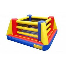 Jumping Castle Boxing Ring Castles Party Event Child Adult *MELB HIRE ONLY*