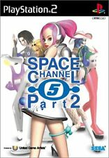 Used PS2 Space Channel 5 Part 2   Japan Import (Free Shipping)、