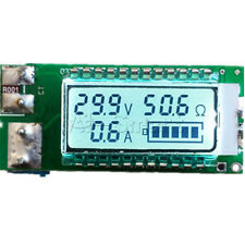 18650 26650 Lithium Li-ion Battery Tester LED Meter Voltage Current Capacity AS