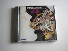 JAMES CONWELL: Let It All Out (AM Tracks) CD issue of 1977 Album