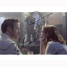 Ryan Gosling & Emma Stone - La La Land (62342) Autographed In Person 8x10 w/ COA