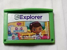 Leapfrog leappad 1 2 3 ultra xdi explorer platinum ultimate games: Doc Mcstuffin