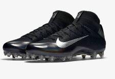 NIKE Vapor Untouchable 2 Football Cleats Mens Black Flyweave 824470-002 Sz 15