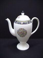 Wedgwood RUNNYMEDE BLUE 5 Cup Coffee Pot