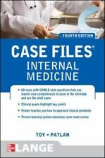 Case Files Internal Medicine, Fourth Edition [Lange Case Files] Toy, Eugene Very