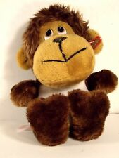 "DAN DEE Gorilla MONKEY Collector Stuff Plush Zoo Animal 9"""