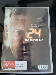 24: Live Another Day Season 9 DVD
